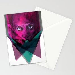 THREE-ANGLE Stationery Cards