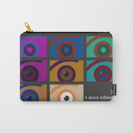 2001 a space odyssey[e] Carry-All Pouch