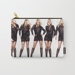 Britney Strike a Pose Carry-All Pouch
