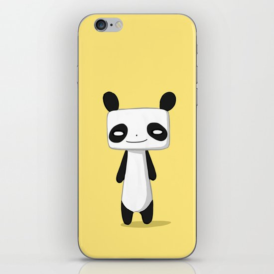 Panda 2 iPhone & iPod Skin