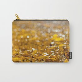 Fallen Autumn leaves Carry-All Pouch