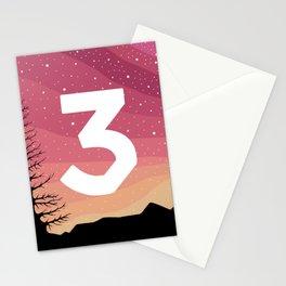Acid 3 Stationery Cards