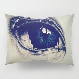 Abstract eye Pillow Sham