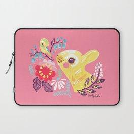 Spring Bunny Laptop Sleeve