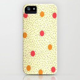 Sprinkles & Dots iPhone Case