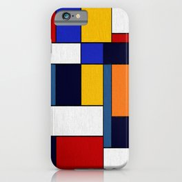 Abstract #351 iPhone Case