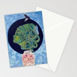 Asclepius' Path Stationery Cards