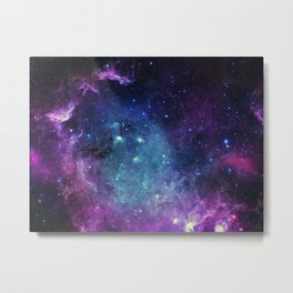 Starfield Metal Print