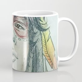 Feather Spirit Coffee Mug