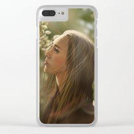 Alycia Debnam carey Clear iPhone Case