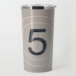 Movie Countdown Travel Mug