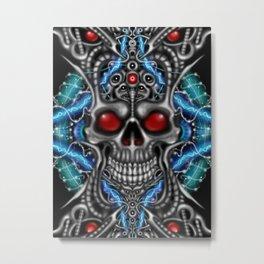 mega genesis art Metal Print