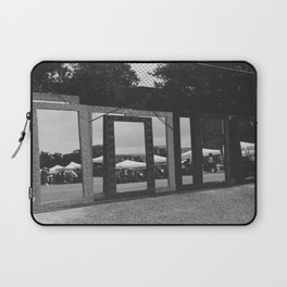 jagged reflections Laptop Sleeve