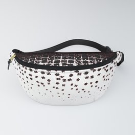 Be at Peace Not in Pieces Fanny Pack