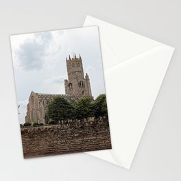 St Mary the Virgin and All Saints Church, Fotheringhay Stationery Cards