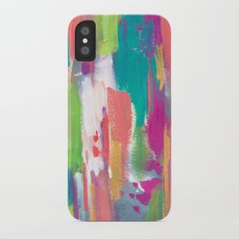 Happy Day iPhone Case
