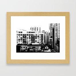 Chicago Views Framed Art Print