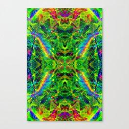 Techno Electric I Canvas Print