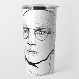 Larry David Travel Mug