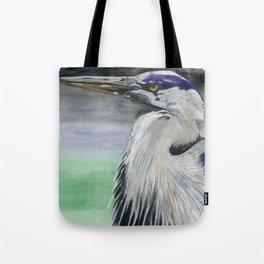 Blue Herring Tote Bag