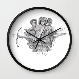 The Lost Boys Wall Clock