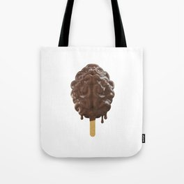 Because, Chocolate Tote Bag