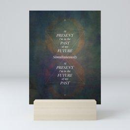 Continuum [CLR VER] Mini Art Print