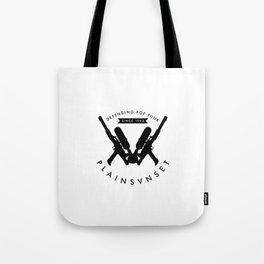 Plainsunset - Supersoaker (Defending Pop Punk) Tote Bag