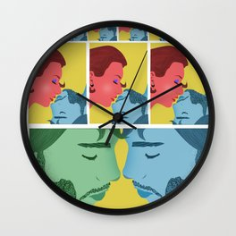 Normality Wall Clock