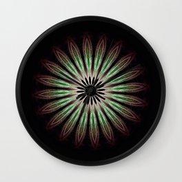 The Wishing Flower Wall Clock