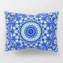 Blue Mandala Mehndi Style G403 by medusa81