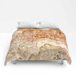 Crazy Lace Agate 2 Comforters