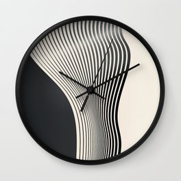 Abstract 18 Wall Clock