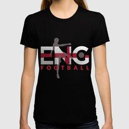 2018 Soccer Cup England Flag UK Championship ISO T-shirt