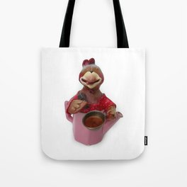TEA TIME 3 Tote Bag