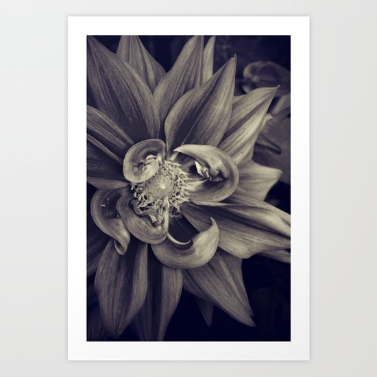 Touched Art Print