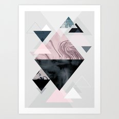 Graphic 164 Art Print