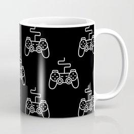 Video Game Gamepad Pattern Coffee Mug