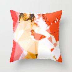 Jet Sex Radio Throw Pillow