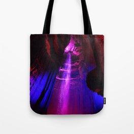 Colorful Falls Tote Bag