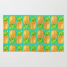 Sweet Pineapples  Rug
