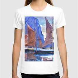 Jonas Lie - In Northern Seas - Digital Remastered Edition T-shirt