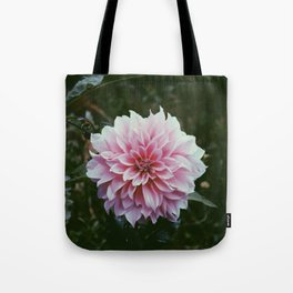 In the Eye of the Flower Tote Bag