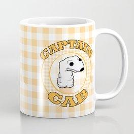 Captain Cab. Coffee Mug