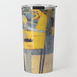 "Gustav Klimt ""Music (Die Musik)"" Travel Mug"