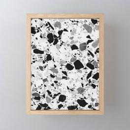 TERRAZZO Framed Mini Art Print