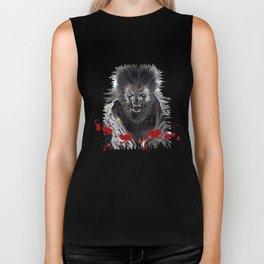 Werewolf Biker Tank