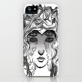 4 Eyes. iPhone Case