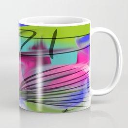 Peafowl Coffee Mug