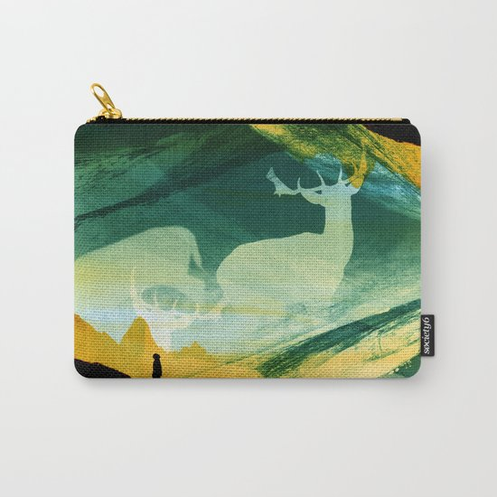 Native Dreamcatcher Carry-All Pouch